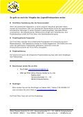 Ihre Bewerbung um den Witty-Jugendförderpreis 2012 - Seite 2