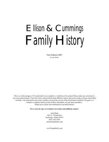 Family Tree Maker - Nathan, Amy, Madison and Ethan Berga