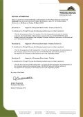 20130208 Notice of Meeting and Independent Experts Report - Page 2