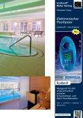 Hallenbad Kreative Lichteffekte - Topras - Seite 4