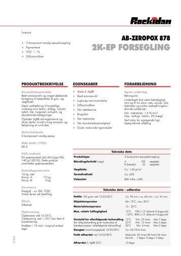 2k-eP ForSeGLING - Rockidan