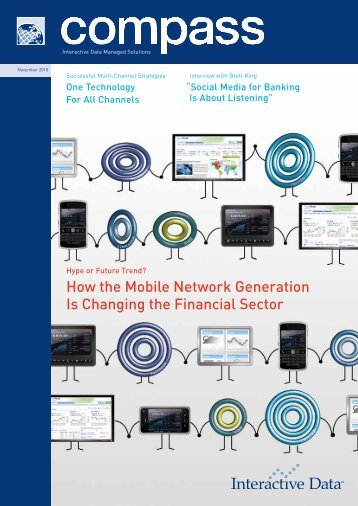How the Mobile Network Generation Is Changing ... - Interactive Data