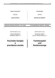 """""""Art. 3 - Agenzia provinciale per l'assistenza e la previdenza ..."""