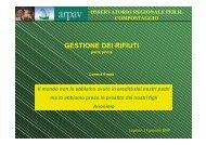 PDF (Gestione dei rifiuti) - Regione Veneto