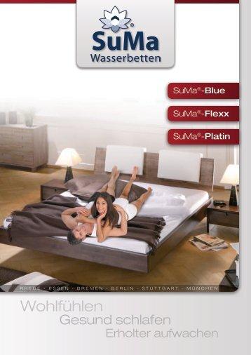 wir sind umgezogen suma wasserbetten gmbh. Black Bedroom Furniture Sets. Home Design Ideas