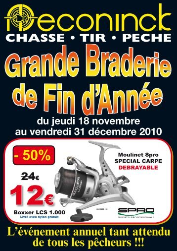 CATALOGUE DECONINCK GRANDE BRADERIE DE FIN ... - Team94