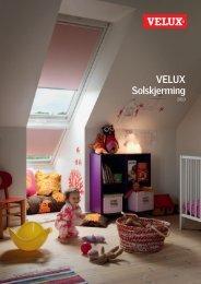 VELUX Solskjerming - Velux AS
