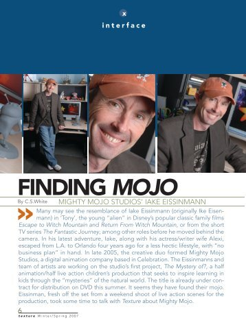 FINDING MOJO