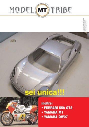 Modeltribe n°18 - Modellismo.net