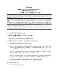 04-26-11 - Dania Beach e-forms