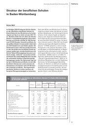 PDF-Version - Statistisches Landesamt Baden-Württemberg