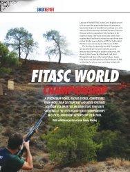 world fitasc championship - Clay Shooting USA