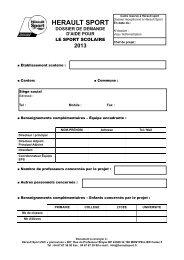 Dossier de demande d'aide Etablissements scolaires ... - pierresvives