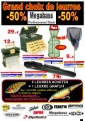 Catalogue 2011 Braderie Deconinck Ultimate Fishing - Team94 - Page 7