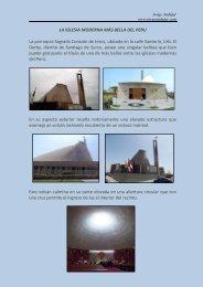 La iglesia moderna más bella del Peru - jorge andujar