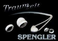 Der aktuelle Katalog → download PDF (2 MB) - Spengler