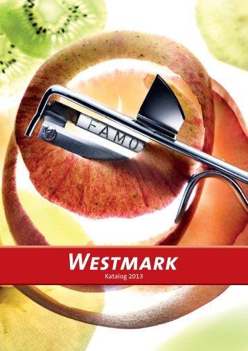 Katalog als PDF herunterladen - Westmark