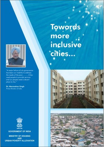 MoHUPA-Brochure- English. - Ministry of Housing & Urban Poverty ...