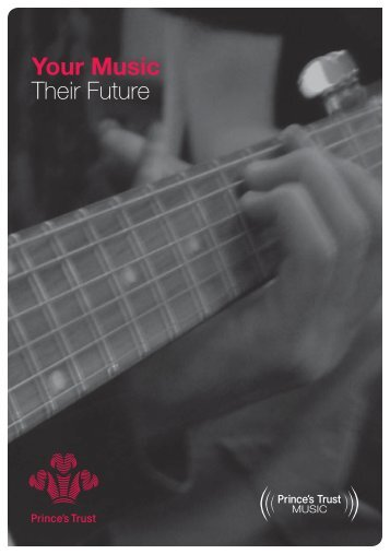 Your Music Their Future - The Prince's Trust