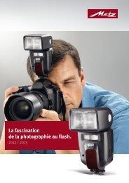 La fascination de la photographie au flash. - Metz
