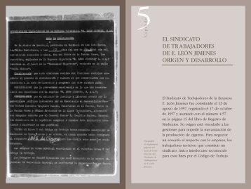 El sindicato de trabajadores de E. León Jimenes 852 KB