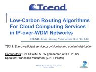 Low-Carbon Routing Algorithms For Cloud Computing Services in ...