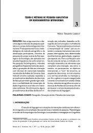 teoria e métodos de pesquisa qualitativa em sociolinguística ...