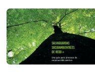 salvaguardas socioambientales de redd+ - Climate Action Reserve