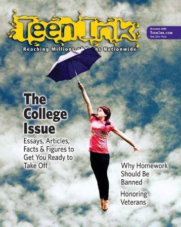 Cover FlyAway:Cover - Teen Ink