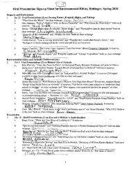 Oral Presentation Schedule 12:15