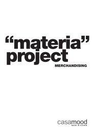 """materia"" project - Gavra"