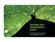 sauvegardes socio- environnementales de redd+ - Imaflora