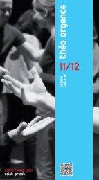 Télécharger la plaquette en pdf - Centre Culturel Théo Argence