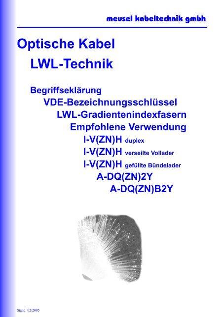 Optische Kabel - Meusel Kabeltechnik GmbH