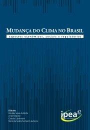 Mudança do Clima no Brasil: aspectos econômicos, sociais