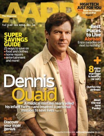 Dennis Quaid - Safetyleaders.org