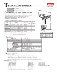 view service manual (pdf format 122 kb) - tool parts direct . com  yumpu