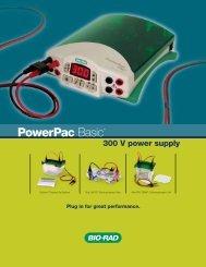 02-602 ppac basic flier.qxd - Bio-Rad