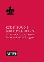 Code of Prof Practice for teachers_DE_ID.indd - Royal Academy Of ...