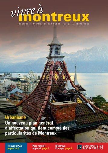 Urbanisme Un nouveau plan général d'affectation qui tient compte ...