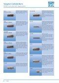 Tungsten Carbide Burrs - Page 6