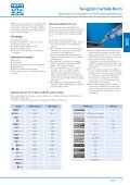 Tungsten Carbide Burrs - Page 7