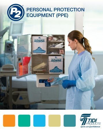 personal protection equipment (ppe) - TIDI Products, LLC