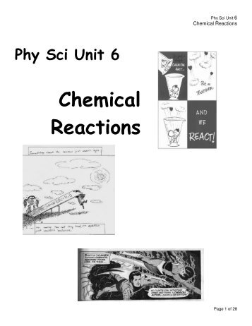 Unit 7 Homework Packet