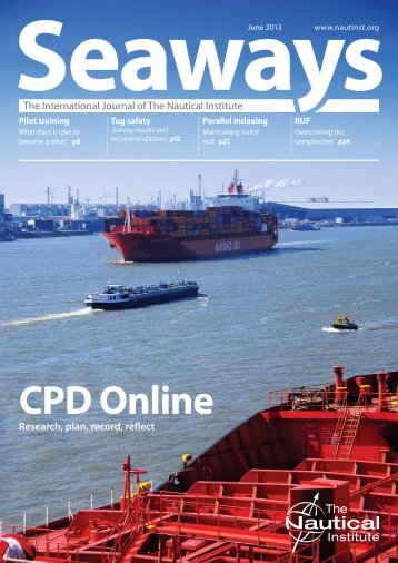 MARS Report No.248 - June 2013 - West of England Ship Owners ...