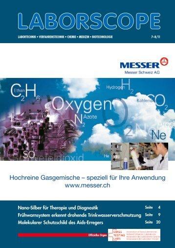 Zeitschriften aus dem DEK-Verlag - Laupper AG