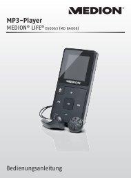 MP3-Play - Medion