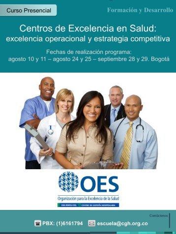 Descargar ficha técnica - Centro de Gestión Hospitalaria