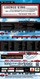 Download Flyer - kino uf em dorfplatz