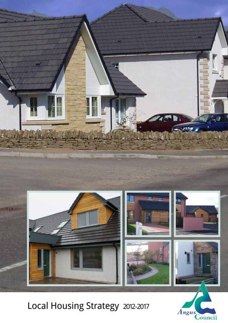 Local Housing Strategy 2012-2017 - Angus Council